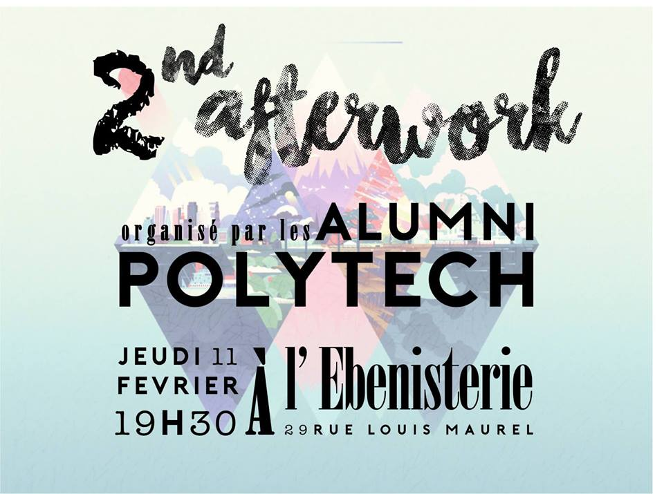 apm alumni polytech marseille le retour de l afterwork. Black Bedroom Furniture Sets. Home Design Ideas